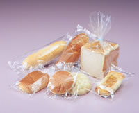 CPP film for bread packaging
