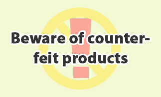 Precautions against counterfeits